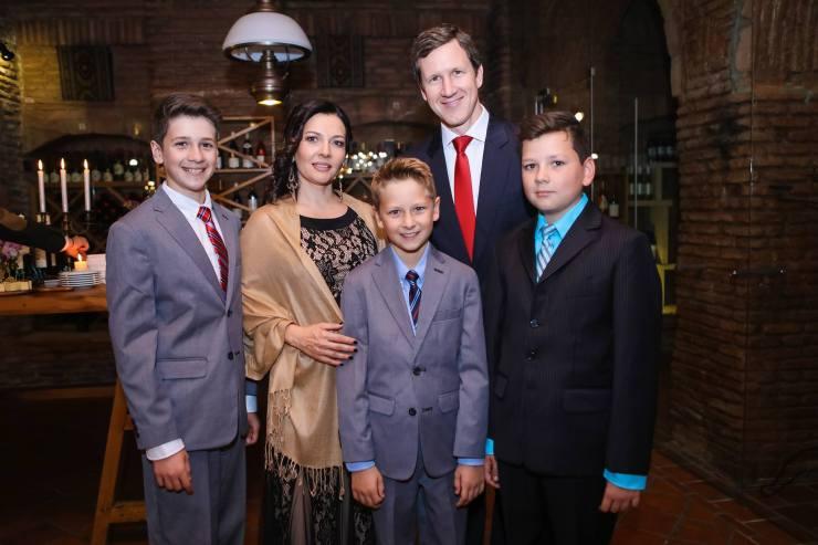 giorgi's family